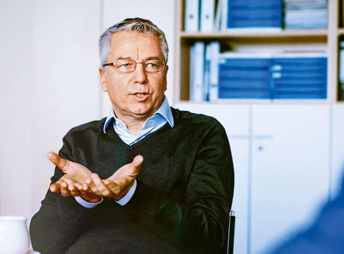 Prof. Dr. Walter Leitner