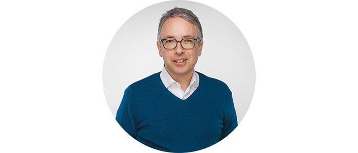 Andreas Neef, Managing Partner des Beratungsunternehmens Z_punkt