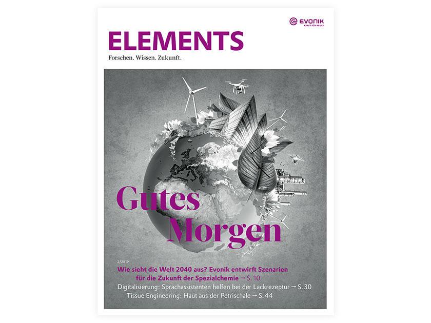 Evonik Elements Ausgabe 02 2019