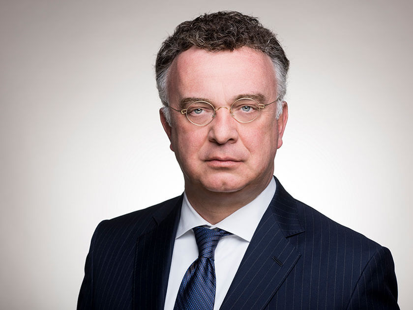Evonik CEO Christian Kullmann