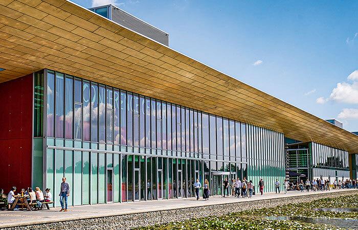 High Tech Campus in Eindhoven